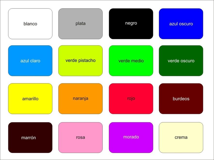 Colores de vinilos vinilos decorativos - Vinilos de color ...